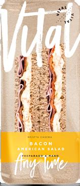 Imagen de Bacon american salad